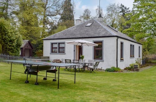 Last Minute Cottages - Kilmaronock Cottage