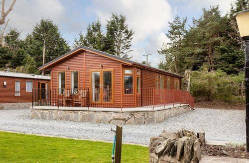 Last Minute Cottages - Thistle Lodge