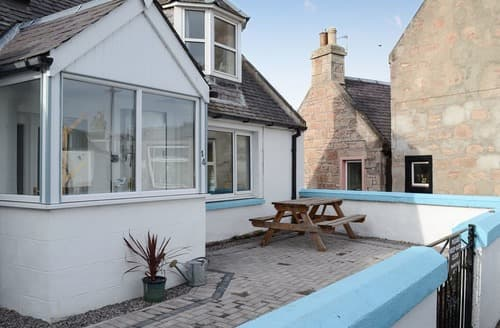 Last Minute Cottages - Beach Bothy