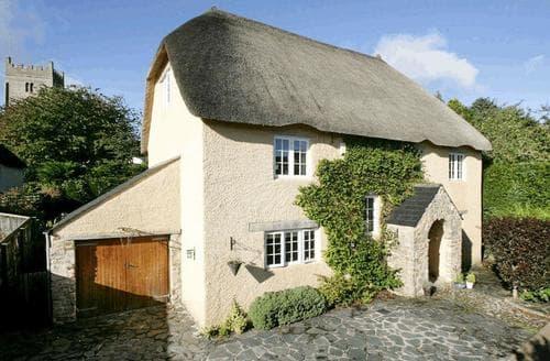 Last Minute Cottages - Church Thatch