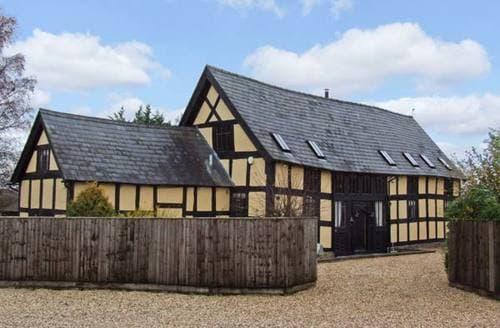 Last Minute Cottages - Stocks Barn