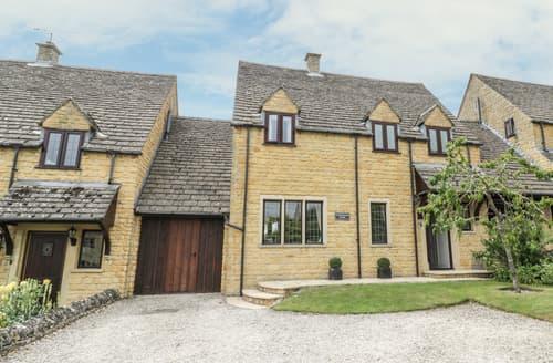 Last Minute Cottages - Todenham Bank