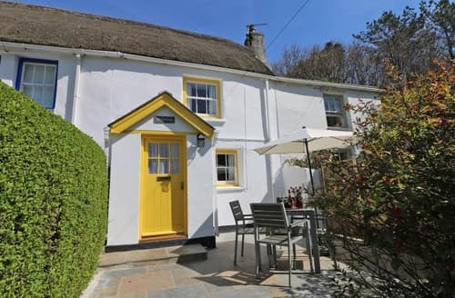 Last Minute Cottages - Wheal Dream