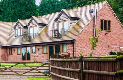 Last Minute Cottages - Shatterford Lakes