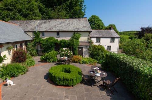 Big Cottages - Wheel Farm Cottages