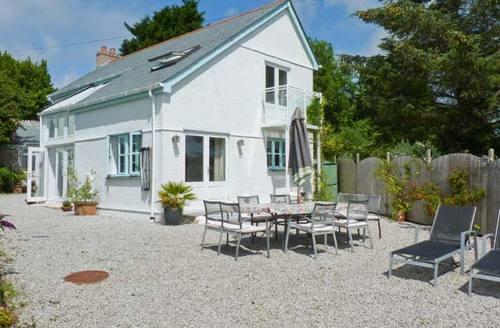 Snaptrip - Last minute cottages - Splendid Cornwall Cottage S9006 -