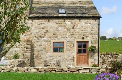Snaptrip - Last minute cottages - Stunning Langbar Cottage S9015 -