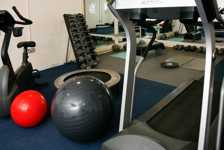 Apartment 8- UK12168 Shared Gym facilities | The Apartments at Netherstowe House, Lichfield