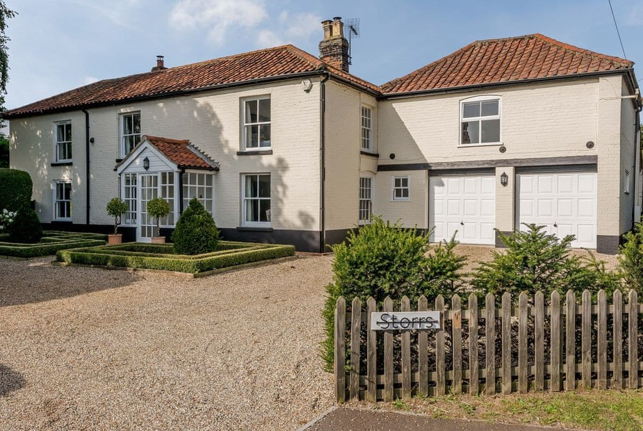 Storrs Wonderful detached holiday property | Storrs, Halvergate, near Acle
