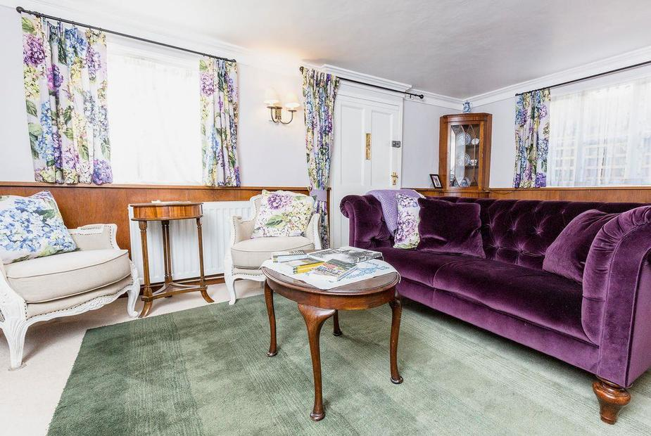 Chalkley's Living room | Chalkley's - The Old Bakery, Winchmore Hill, North London