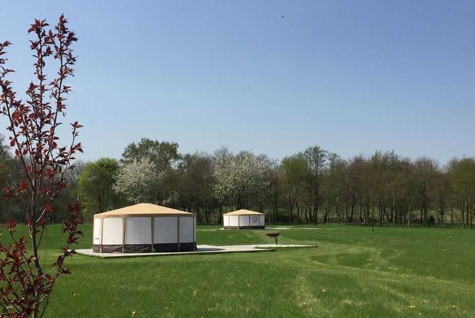 Harnser - UKC4113 Luxurious individual glamping tents in a wide open space | Riddlesworth Park Glamping, Riddlesworth, near Thetford