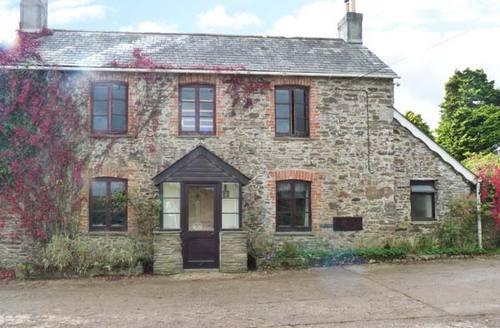 Snaptrip - Last minute cottages - Delightful Menheniot Cottage S9723 -
