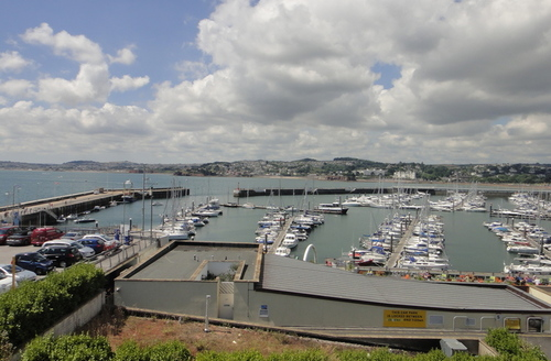 Snaptrip - Last minute cottages - Lovely Torquay Apartment S69662 -