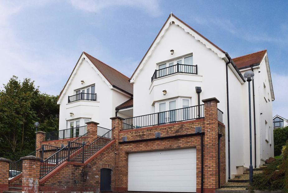 Caldey House Exterior | Caldey House, Tenby