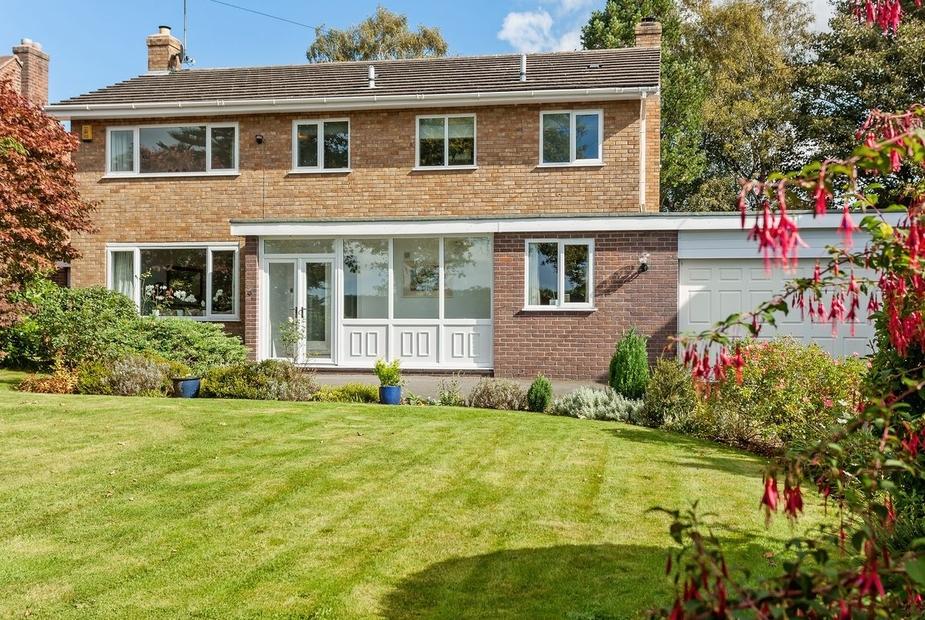 Waldeck Exterior | Waldeck, Mouldsworth, nr. Chester