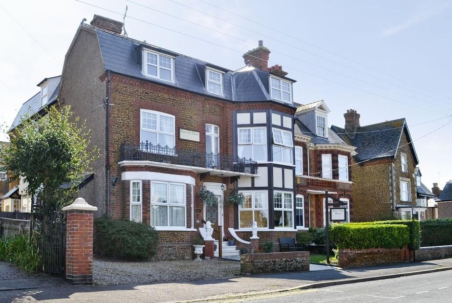 Rose Fitt House Exterior | Rose Fitt House, Hunstanton