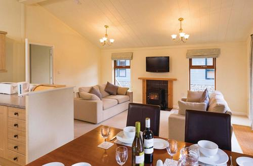 Snaptrip - Last minute cottages - Adorable Greystoke Lodge S70091 - Typical Mosedale 2