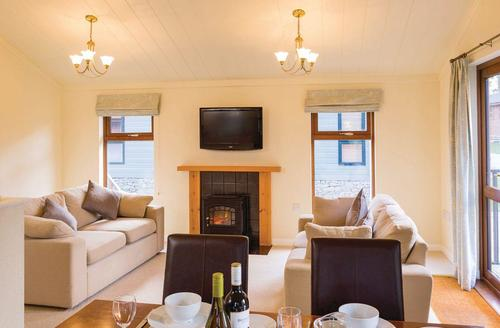 Snaptrip - Last minute cottages - Excellent Greystoke Lodge S70101 - Typical Mosedale Premier 2
