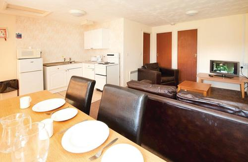 Snaptrip - Last minute cottages - Splendid Burnham On Sea Lodge S70260 - Typical Silver Chalet