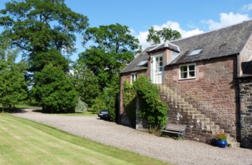 Snaptrip - Last minute cottages - Charming Hawick Cottage S854 - Granay Cottage, self catering Minto, Scottish Borders,Cottage Holiday Group