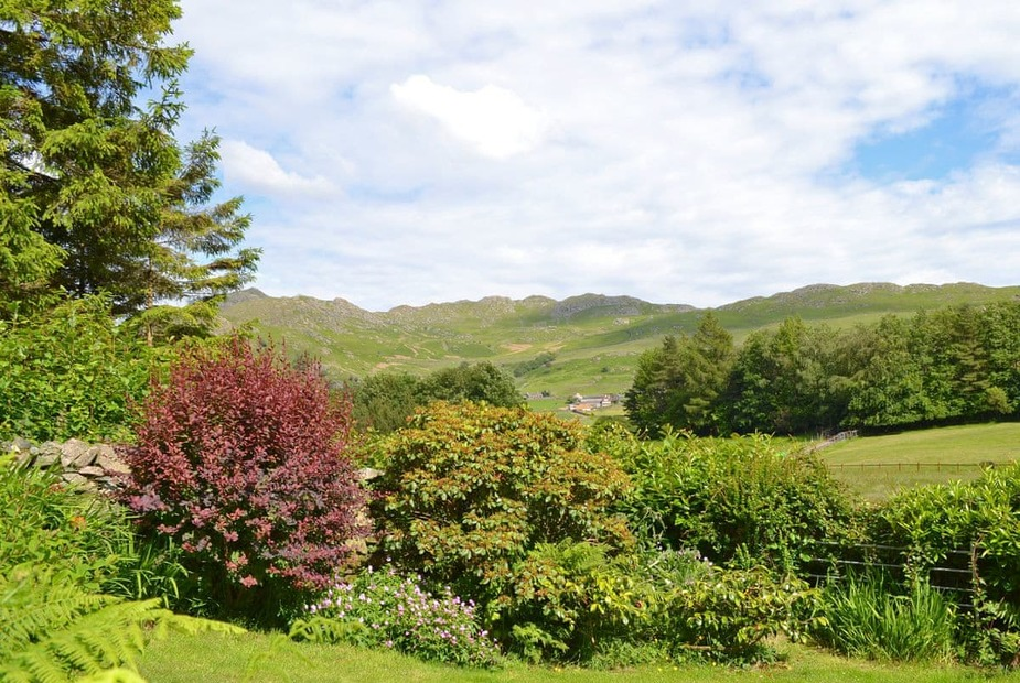 Chapel Cottage Stunning uninterrupted views    Chapel Cottage, Ulpha, near Broughton in Furness