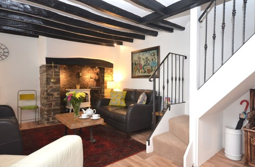 Snaptrip - Last minute cottages - Charming Winkleigh Cottage S70705 -