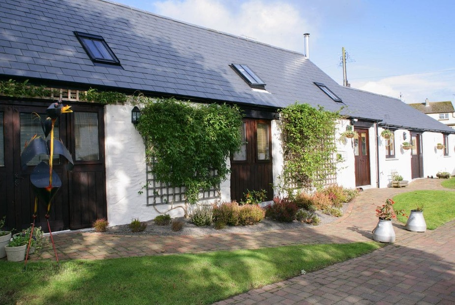 Heather - UK10373 Attractive converted barn | Heather - Church View Holiday Cottages, Rosemarket, near Haverfordwest