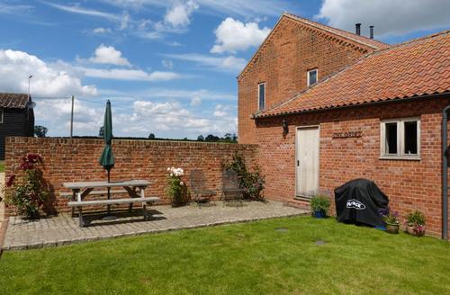 Snaptrip - Last minute cottages - Excellent Great Massingham Cottage S71083 -
