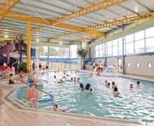 Snaptrip - Holiday lodges - Wonderful Southerness Lodge S71402 - Indoor heated pool
