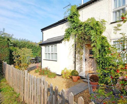 Elm Cottage Exterior - View 1
