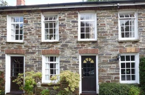 Snaptrip - Last minute cottages - Superb Llandysul Cottage S72089 -