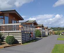 Snaptrip - Last minute cottages - Delightful Dawlish Lodge S72341 - Typical Oak Lodge<br />