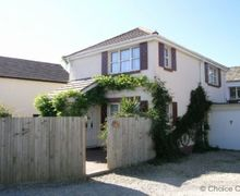 Snaptrip - Last minute cottages - Gorgeous Vellator Cottage S73580 - Nook in the heart of Braunton