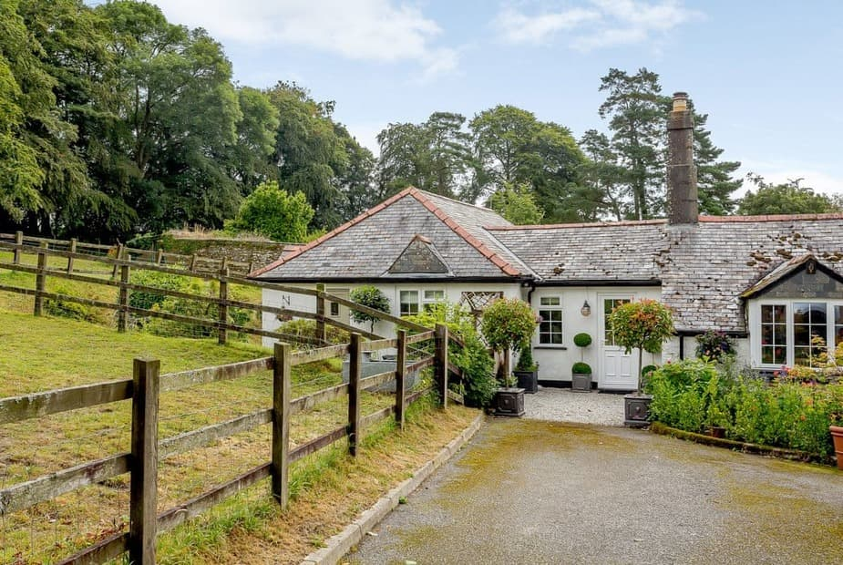 Bumble Bee Cottage Exterior | Bumblebee Cottage - Hurlditch Court, Lamerton, near Tavistock