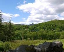 Snaptrip - Last minute cottages - Gorgeous Broughton In Furness Nest S892 - Lickle Valley, Stickle Pike in background