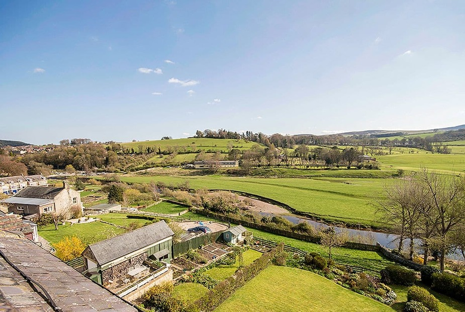 The Rothbury Loft Uninterrupted, breathtaking views of the River Coquet Valley and Simonside Hills | The Rothbury Loft, Rothbury