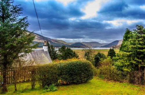 Snaptrip - Last minute cottages - Captivating  House S895 - Half House, Cappercleugh, view of St Mary's Loch, Cottage Holiday Group