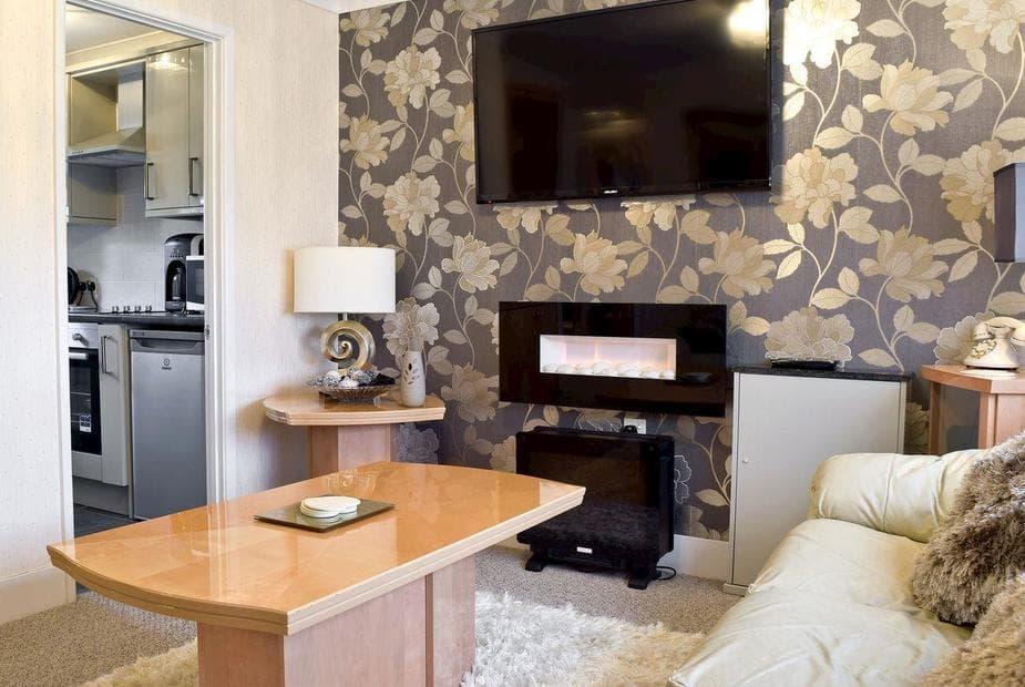 Waveney Valley Cosy living room   Waveney Valley, Burgh Castle, near Great Yarmouth