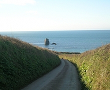 Snaptrip - Last minute cottages - Attractive Kingsbridge Life S899 - Thurlestone Rock