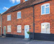 Snaptrip - Last minute cottages - Inviting Lavenham Rental S10293 - Exterior