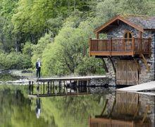 Snaptrip - Last minute cottages - Adorable Pooley Bridge Cottage S74780 -