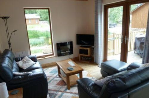 Snaptrip - Last minute cottages - Excellent Greystoke Lodge S74829 -