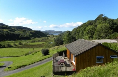 Snaptrip - Last minute cottages - Captivating Lerags Glen Lodge S74936 -