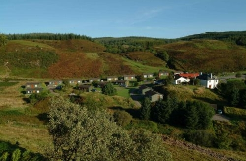 Snaptrip - Last minute cottages - Wonderful Oban Lodge S75007 -