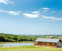 Snaptrip - Last minute cottages - Delightful Holsworthy Lodge S75570 - The park setting
