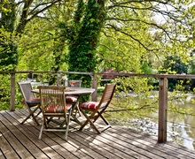 Snaptrip - Holiday cottages - Exquisite Bovey Tracey Lodge S76583 -