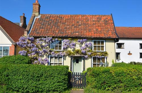 Snaptrip - Last minute cottages - Beautiful Saxlingham Nethergate Rental S25335 - Exterior