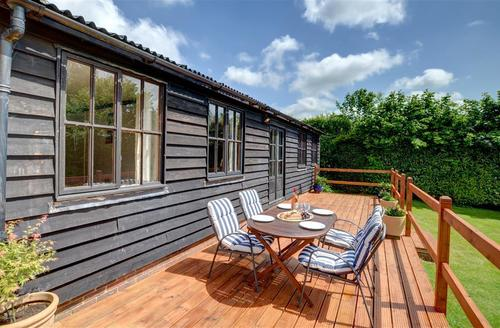 Snaptrip - Last minute cottages - Excellent Benenden Cottage S50620 - CB633 - Exterior