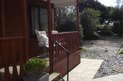 Snaptrip - Last minute cottages - Delightful Abersoch Lodge S73741 - THELIT - Exterior