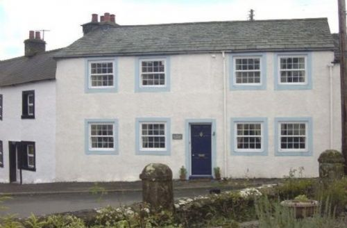 Snaptrip - Last minute cottages - Wonderful Wigton Cottage S301 - Old Saddler's Cottage, External, Ireby, Keswick, Lakes Cottage Holidays